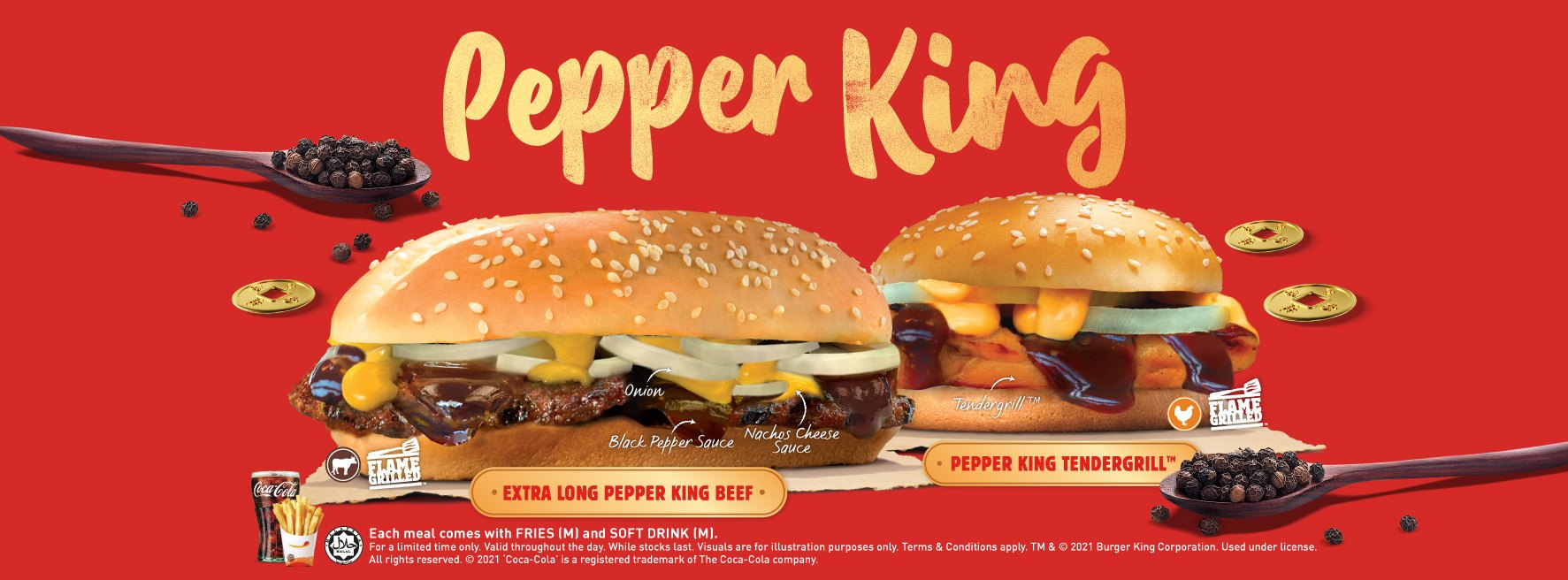 Win A brand new PlayStation®5 with BurgerKing Pepper King Set meal 2021,tips,trick,onlyinMalaysia